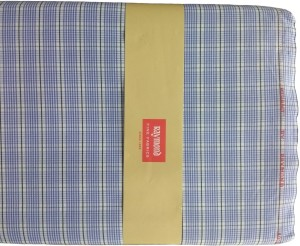 7e25ee5466e Raymond Cotton Checkered Shirt Fabric Un stitched Best Price in