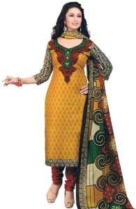 Fashionx Cotton Printed Salwar Suit Dupatta Material
