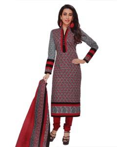 Giftsnfriends Cotton Printed Salwar Suit Dupatta Material