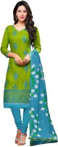 Paroma Art Jacquard Embroidered Salwar Suit Material