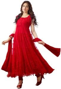 93aeba22be Janvi Sales Self Design Kurti Salwar Stitched Best Price in India ...