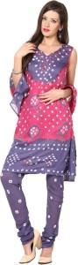 Soundarya Cotton Printed Dress/Top Material