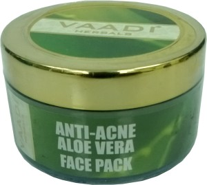 Vaadi Herbals Anti-acne Aloe Vera Face Pack70 g