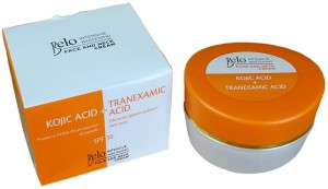 Belo Herbal Intensive Whitening Face and Neck Cream Kojic and SPF 3050 g