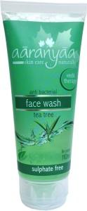 Aaranyaa Sulphate Free Anti Bacterial Tea Tree Face Wash