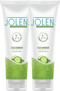 Jolen Cucumber Face Wash