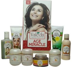 Valeda Herbal Age Miracle Kit 570 gSet of 8