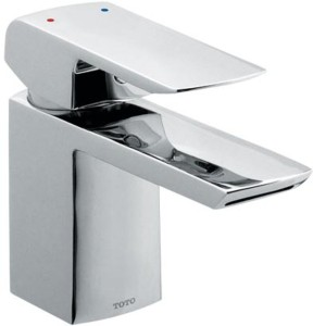 Toto TX115LKBR Cocktail Single Lever Lavatory Faucet With 1 25 Inch Pop-Up  Waste FaucetDeck Mount Installation Type