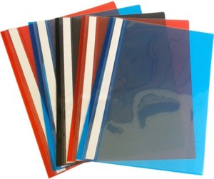 Gridaxe Regular Plus High Quality Plastic File Folder