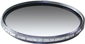 Tiffen 67Mm Digital Ht Grad Nd 0.6 Titanium Filter Clear Filter