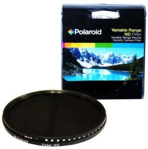 Polaroid Optics 58Mm Hd Multi-Coated Variable Range Neutral Density ND Filter