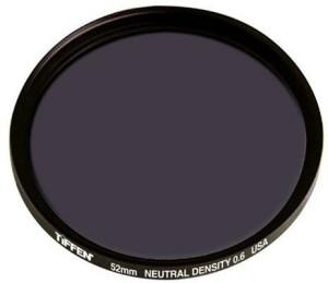 Tiffen 52Mm Neutral Density 0.6 Filter ND Filter