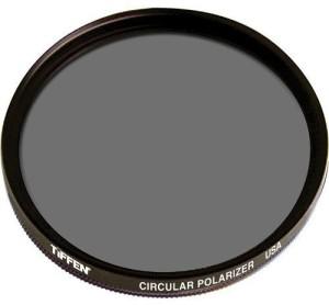 Tiffen 58mm Circular Polarizing Filter (CPL)