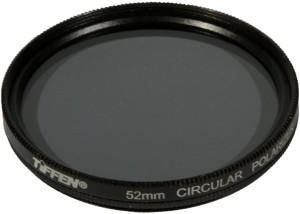 Tiffen 52mm Circular Polarizing Filter (CPL)