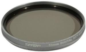 Tiffen 58Mm Digital Ht Circular Polarizer Titanium Filter Polarizing Filter (CPL)