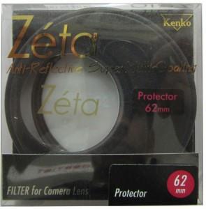 Kenko Zeta 62mm Protector Filter