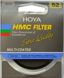 Hoya 52 mm HMC (NDX4) Neutral Density Special Effects Filter