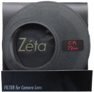 Kenko Zeta Wideband C-PL (W) 72 mm Filter