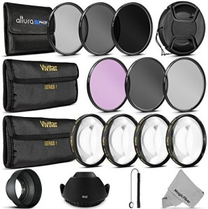Goja Complete Lens Filter Accessory Kit UV Filter