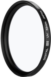 Axcess 52mm YC Clear View UV-HD Lens UV Filter