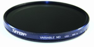 Tiffen 72mm VND Variable ND Filter
