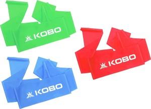 Kobo Power (Set of 3) Aerobic Cardio & Exercise Resistance Band