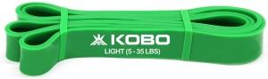 Kobo Power With Loop (Light) Aerobic Cardio & Exercise Resistance Band