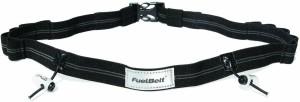 FuelBelt Gel Ready Race Number Belt Fitness Band