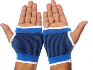 New Life Enterprise Elastic Palm Wrist Support Grip Protection For Healing/sports Set Fitness Band