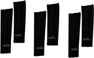 DeNovo HiCool UV Protection Arm Sleeves (3 Pairs) Fitness Band