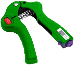 Vinto ARM MUSCLES TONER 10kg to 30 kg ADJUSTABLE WITH COUNTER 2 IN 1 Hand Grip