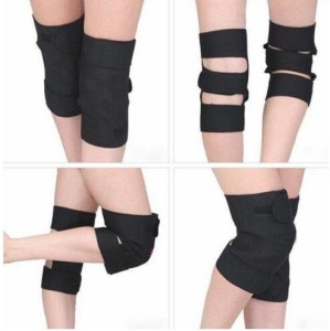 92fe1ea5ee Hot Shapers knee magnetic kneepad support with velcro strap Fitness Grip  Black Best Price in India | Hot Shapers knee magnetic kneepad support with  velcro ...