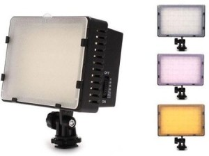 Neewer Cn-160 160Pcs Led Dimmable Ultra High Power Panel Digital Camera / Camcorder Video Light Flash