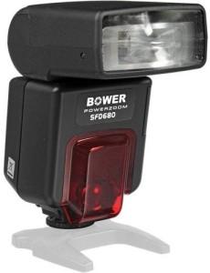 Bower Bower Digital Autofocus Power Zoom Flash for Nikon D2X/200/3X/40X/50/60/70/80/90/5000/5100/700/7000, Digital SLR Cameras (SFD680N) Flash
