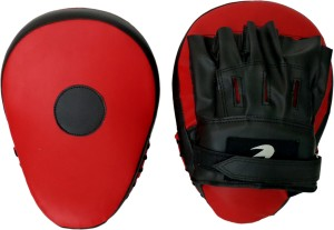 Maizo Curved Synthetic Leather Focus Pad