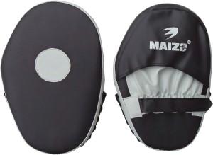 Maizo Boxing Punch Mitts Black White Focus Pad