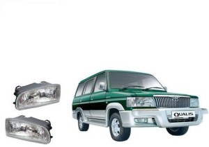 Carsaaz Halogen Fog Lamp Unit For Toyota Qualis Best Price In India