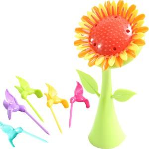 Happy Chef Plastic Fruit Fork
