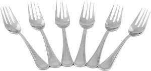 @home Stainless Steel Dessert Fork Set