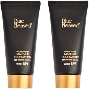 Blue Heaven Tube 50ml( Set of 2 Pc ) Foundation