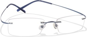 8e1b2177a25 Vincent Chase Rimless Rectangle Frame
