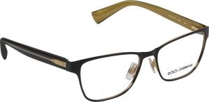 b55820001e9 Dolce Gabbana Full Rim Wayfarer Frame 53 mm Best Price in India ...