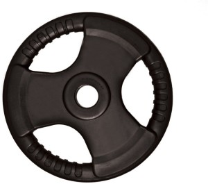 Gymnasio Rubber Grip Olympic 31 MM (Single) Weight Plate