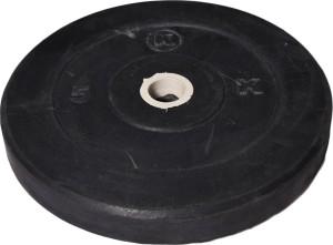 Royal 5kg_1pc_Hexagonal_black_plates Weight Plate