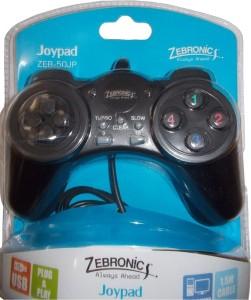 Zebronics ZEB-50JP Joypad  Gamepad