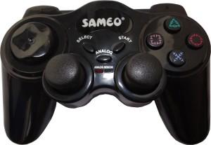 Sameo PS2 Wireless Analog Controller GamepadBlack, For PS2