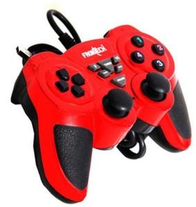 Frontech 3d gamepad dual shock joystick  Gamepad