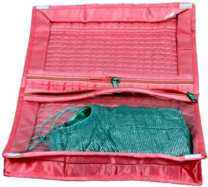Kuber Industries Designer Quilted Satin Lingerie Cover MKUSC134