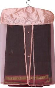 Kuber Industries Designer Single Satin Hanging Saree Cover 12 Pcs Combo Mku209