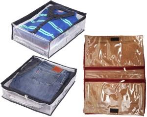 Srajanaa Combo of Shirt Trouser , Innerwear Cover / Organiser SR-219